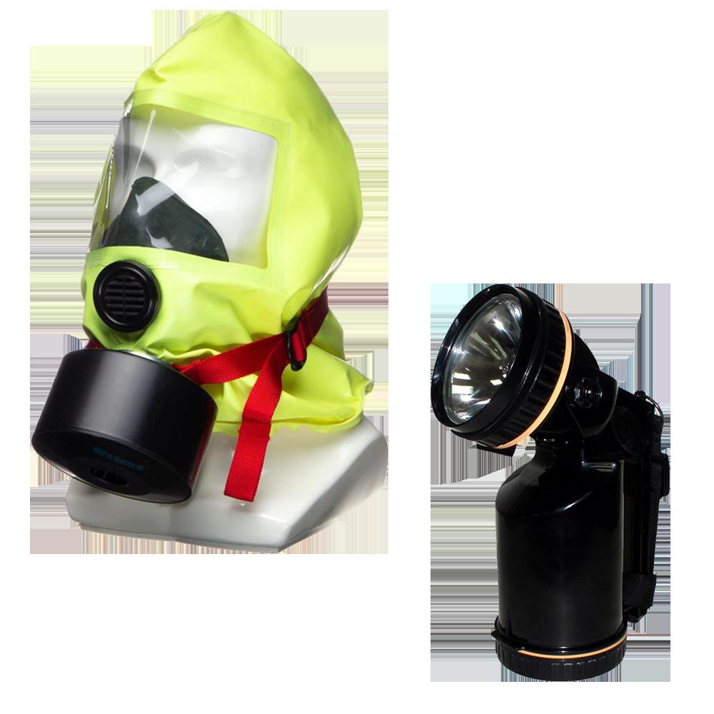 Сигнально-осветительные приборы и средства спасения